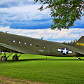 C-47 Special Delivery by Tommy Anderson