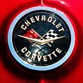 C2 Corvette Logo by Scott Wyatt