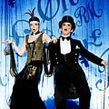 Cabaret, From Left Liza Minnelli, Joel by Everett
