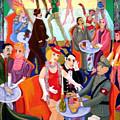 Cabaret by Maria Alquilar