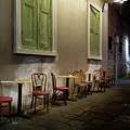 Cabildo Alley Tables by Greg Mimbs