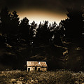 Cabin In The Woodlands  by Jorgo Photography - Wall Art Gallery