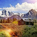 Cabin by Julius Reque