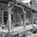 Cabin On The Hill by Tom Mc Nemar