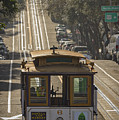 Cable Car Number 6 by Mitch Shindelbower
