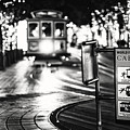 Cable Car Stop Blackout by Digital Kulprits