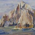 Cabo Arch by Joyce Kanyuk