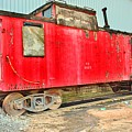 Caboose by Lisa Wooten