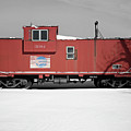 Caboose by Paul Conner