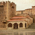 Caceres Spain by Joan Carroll
