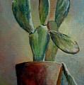 Cactus 1 by Muriel Dolemieux