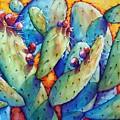 Cactus by Gail Zavala