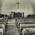Cades Cove Methodist Church by Jim Cook