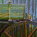 Cades Cove Mill No 2 by Alan Look