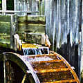 Cades Cove Mill No 3 by Alan Look