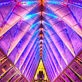 Cadet Chapel  by Jerry Fornarotto