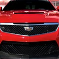 Cadillac Ats V-series by James Markey