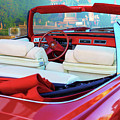 Cadillac Convertible -  A Car Class  by George Westermak