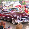 Cadillac Coupe Deville by Rebecca Korpita