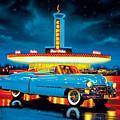 Cadillac Diner by MGL Studio - Chris Hiett