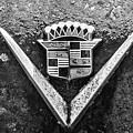 Cadillac Emblem by Matthew Pace