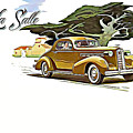 Cadillac Lasalle by Lora Battle