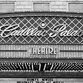Cadillac Palace by Diane Schuler