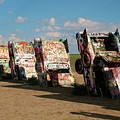 Cadillac Ranch by Brooke Roby