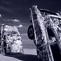 Cadillac Ranch by Steve Williams