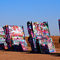 Cadillac Ranch  by Susanne Van Hulst