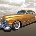 Cadillac Sedanette 1949 by Gill Billington