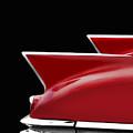 Cadillac Sharp Edged Fins by Mark Rogan