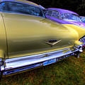 Cadillacs All In A Row by David Patterson