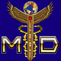 Doctor Caduceus Medical Md2 by Bill Campitelle