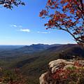 Caesars Head State Park In Upstate South Carolina by Jill Lang