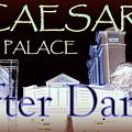 Caesars Palace After Dark by Jacqueline Manos