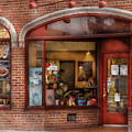 Cafe - Westfield Nj - Tutti Baci Cafe by Mike Savad