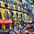 Cafe 2 Provence by PhotoArt By Gretchen