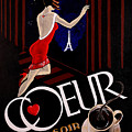 Cafe Coeur 1 by Thom Reaves