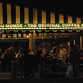 Cafe Du Monde by Armand Hebert