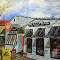 Cafe Espresso by Francois Lamothe