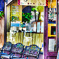 Cafe Joul by Jeelan Clark