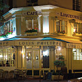 Cafe Louis Philippe by Craig Andrews