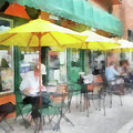 Cafe Pizzaria by Francesa Miller