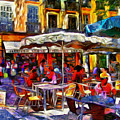 Cafe Provence by PhotoArt By Gretchen