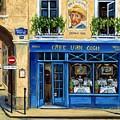 Cafe Van Gogh II by Marilyn Dunlap