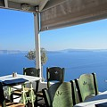 Cafe' With A View by Karen Norton