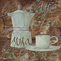 Caffe Espresso by Guido Borelli