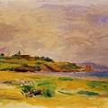 Cagnes Landscape 1910 2 by Renoir PierreAuguste