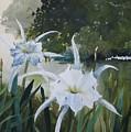 Cahaba Lilies by Zoe Powell